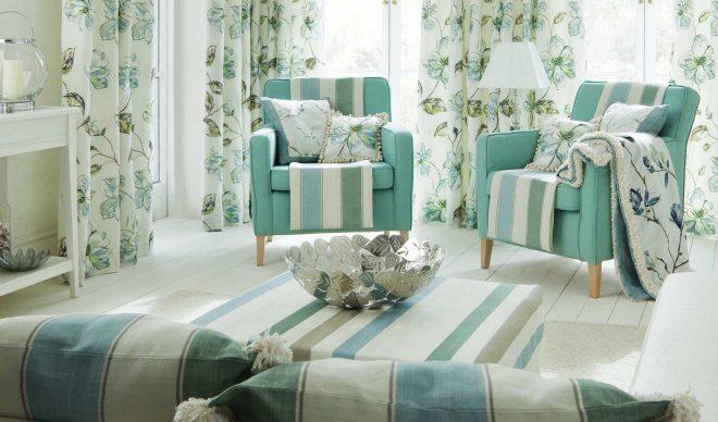 Текстиль  в доме –  несколько необычных решений для вашего интерьера