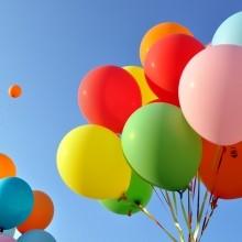 Магазин воздушных шаров «Безудержное веселье»